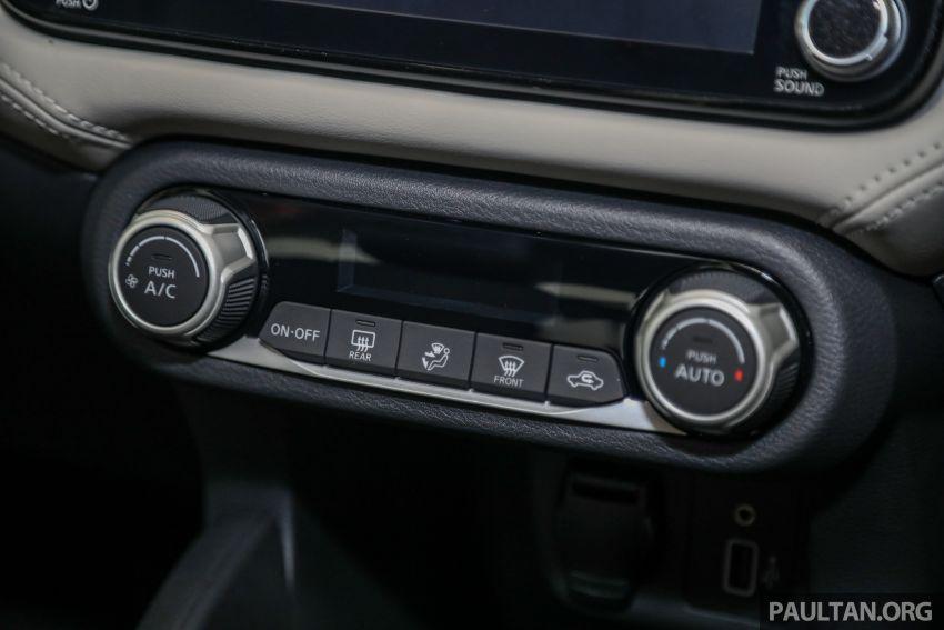 Nissan Almera 2020 di M'sia — perincian lengkap spesifikasi tiga varian, 1.0 liter turbo/CVT, dari RM8Xk Image #1171455