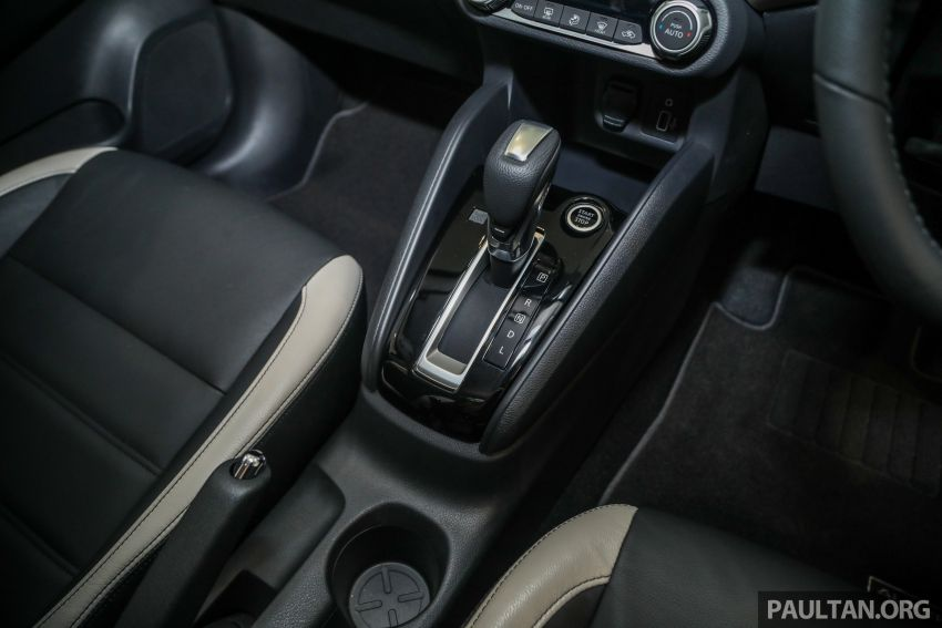 2020 Nissan Almera Turbo in Malaysia – 1.0 litre turbo CVT, AEB on all three variants, from RM8xk to RM9xk Image #1171994