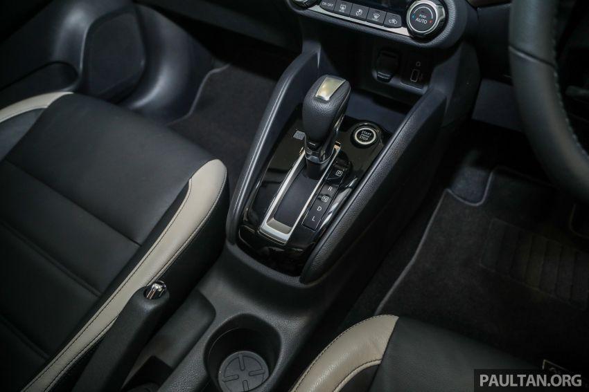 Nissan Almera 2020 di M'sia — perincian lengkap spesifikasi tiga varian, 1.0 liter turbo/CVT, dari RM8Xk Image #1171456