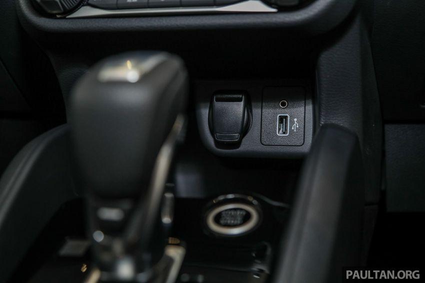Nissan Almera 2020 di M'sia — perincian lengkap spesifikasi tiga varian, 1.0 liter turbo/CVT, dari RM8Xk Image #1171457