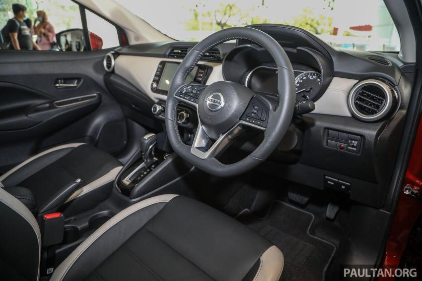Nissan Almera 2020 di M'sia — perincian lengkap spesifikasi tiga varian, 1.0 liter turbo/CVT, dari RM8Xk Image #1171431