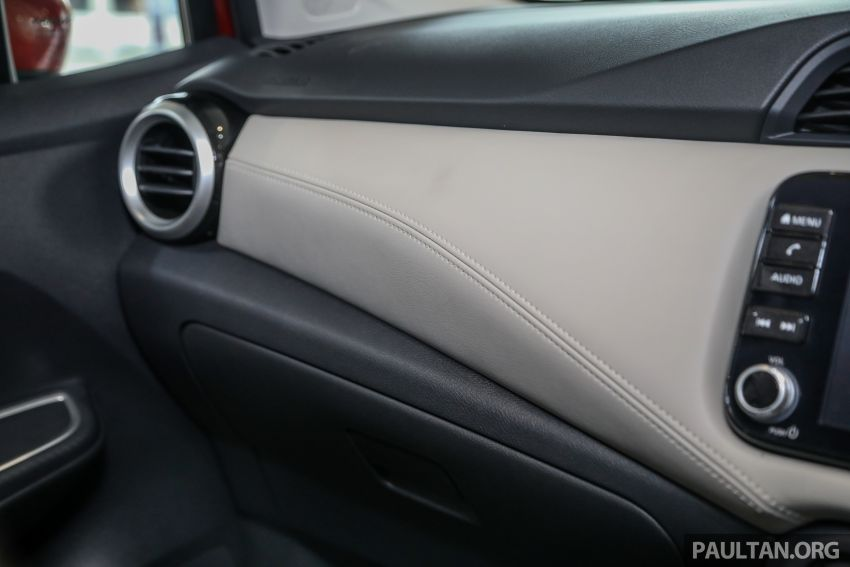 2020 Nissan Almera Turbo in Malaysia – 1.0 litre turbo CVT, AEB on all three variants, from RM8xk to RM9xk Image #1172003
