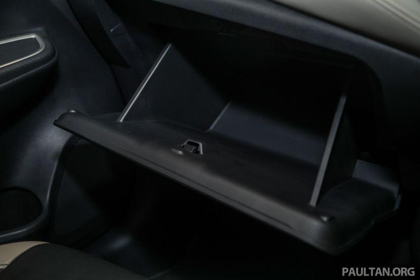 Nissan Almera 2020 di M'sia — perincian lengkap spesifikasi tiga varian, 1.0 liter turbo/CVT, dari RM8Xk Image #1171463
