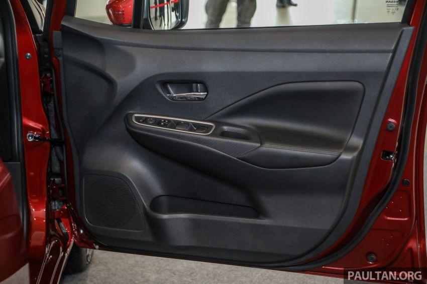 Nissan Almera 2020 di M'sia — perincian lengkap spesifikasi tiga varian, 1.0 liter turbo/CVT, dari RM8Xk Image #1171468