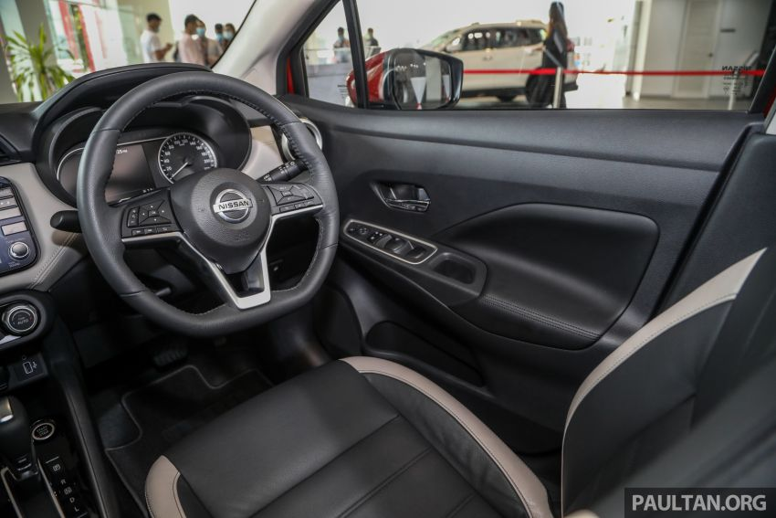 2020 Nissan Almera Turbo in Malaysia – 1.0 litre turbo CVT, AEB on all three variants, from RM8xk to RM9xk Image #1171913