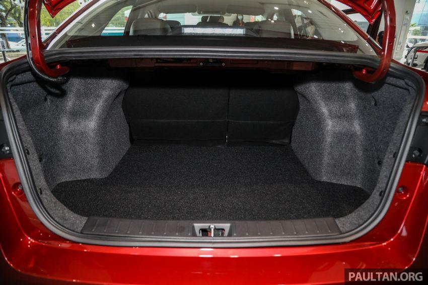 Nissan Almera 2020 di M'sia — perincian lengkap spesifikasi tiga varian, 1.0 liter turbo/CVT, dari RM8Xk Image #1171486