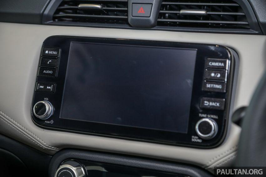 Nissan Almera 2020 di M'sia — perincian lengkap spesifikasi tiga varian, 1.0 liter turbo/CVT, dari RM8Xk Image #1171446