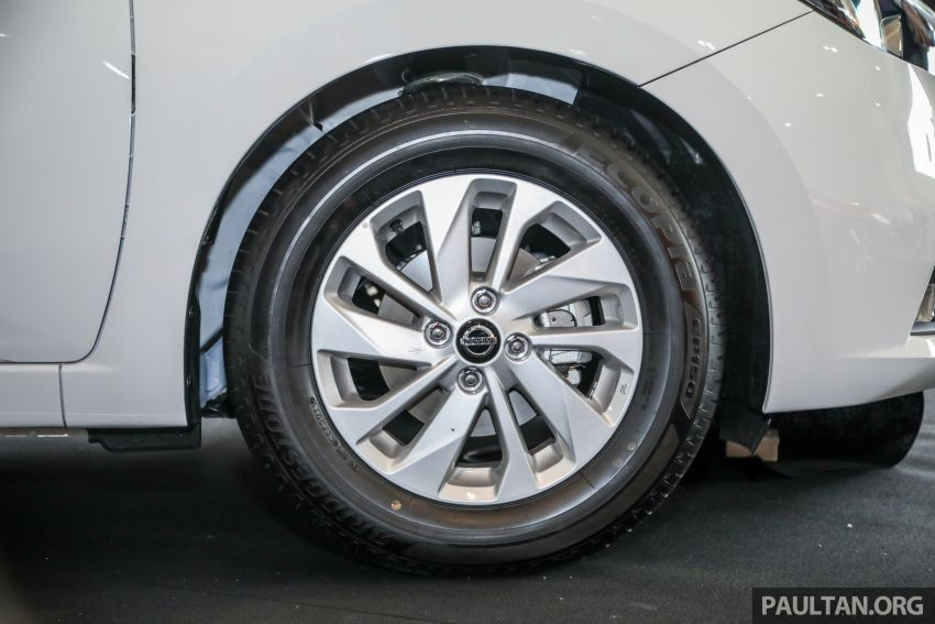 2020 Nissan Almera Turbo in Malaysia – 1.0 litre turbo CVT, AEB on all three variants, from RM8xk to RM9xk Image #1171715