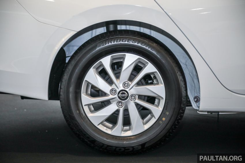 Nissan Almera 2020 di M'sia — perincian lengkap spesifikasi tiga varian, 1.0 liter turbo/CVT, dari RM8Xk Image #1171550