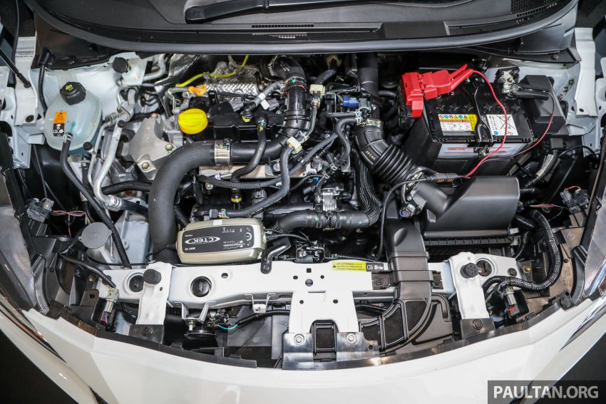 2020 Nissan Almera Turbo in Malaysia – 1.0 litre turbo CVT, AEB on all three variants, from RM8xk to RM9xk Image #1171679