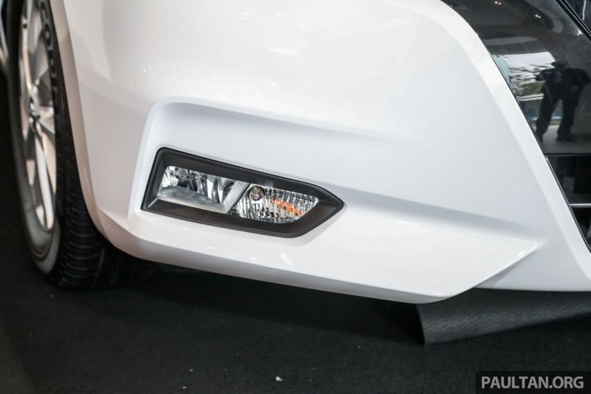 2020 Nissan Almera Turbo in Malaysia – 1.0 litre turbo CVT, AEB on all three variants, from RM8xk to RM9xk Image #1171713