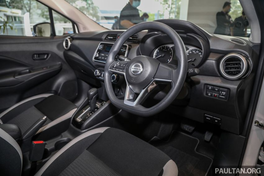 2020 Nissan Almera Turbo in Malaysia – 1.0 litre turbo CVT, AEB on all three variants, from RM8xk to RM9xk Image #1171681