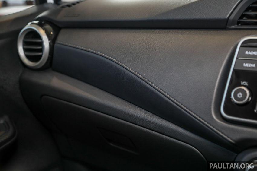 Nissan Almera 2020 di M'sia — perincian lengkap spesifikasi tiga varian, 1.0 liter turbo/CVT, dari RM8Xk Image #1171569