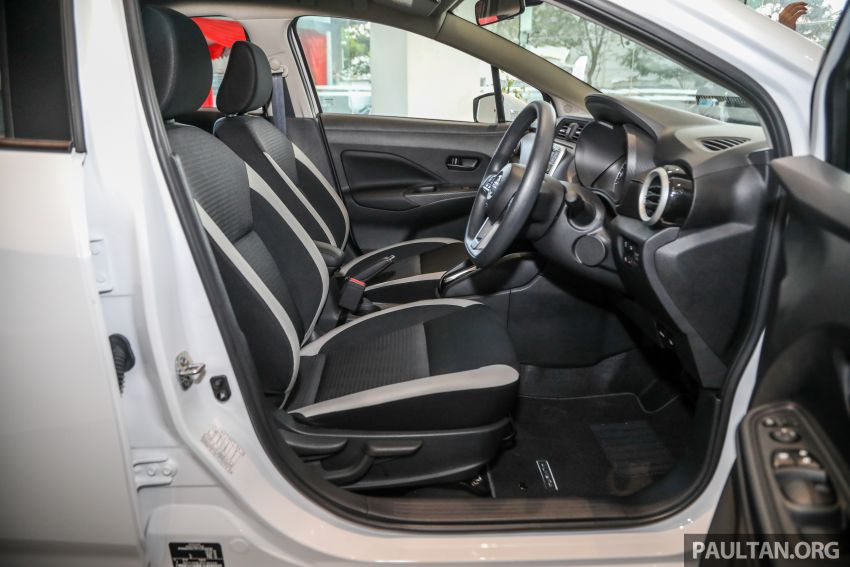 2020 Nissan Almera Turbo in Malaysia – 1.0 litre turbo CVT, AEB on all three variants, from RM8xk to RM9xk Image #1171698