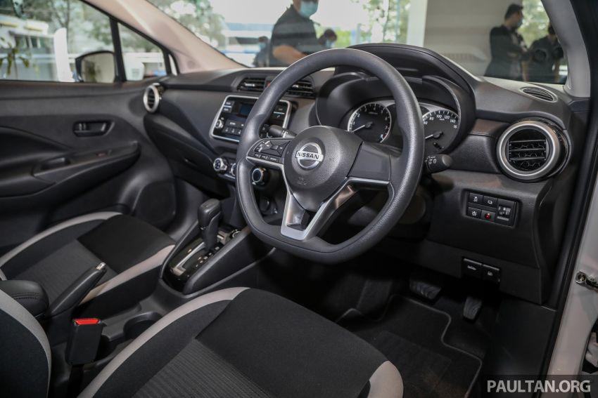 Nissan Almera 2020 di M'sia — perincian lengkap spesifikasi tiga varian, 1.0 liter turbo/CVT, dari RM8Xk Image #1171557