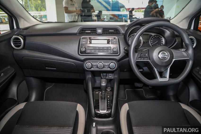 2020 Nissan Almera Turbo in Malaysia – 1.0 litre turbo CVT, AEB on all three variants, from RM8xk to RM9xk Image #1171682