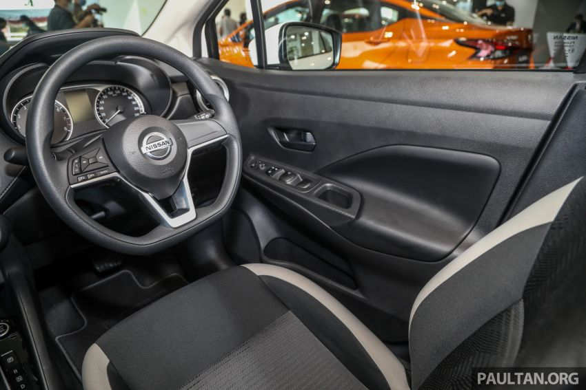 2020 Nissan Almera Turbo in Malaysia – 1.0 litre turbo CVT, AEB on all three variants, from RM8xk to RM9xk Image #1171684