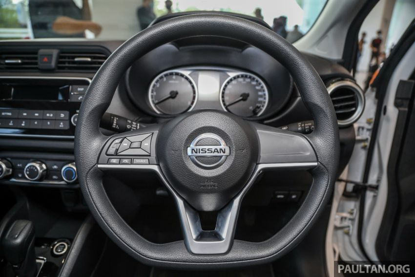 2020 Nissan Almera Turbo in Malaysia – 1.0 litre turbo CVT, AEB on all three variants, from RM8xk to RM9xk Image #1171687
