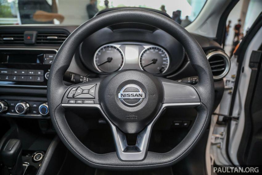 Nissan Almera 2020 di M'sia — perincian lengkap spesifikasi tiga varian, 1.0 liter turbo/CVT, dari RM8Xk Image #1171562