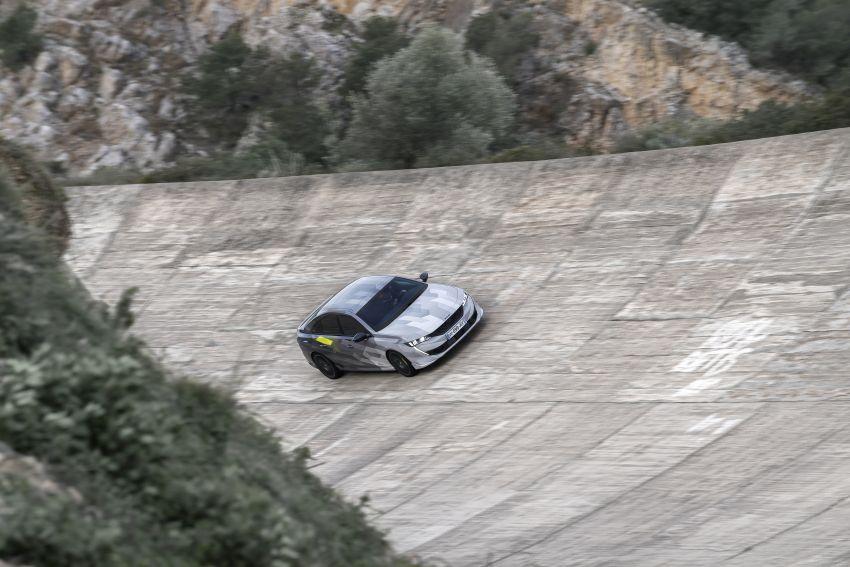 Peugeot 508 PSE sedan, wagon unveiled – 360 hp/520 Nm dual-motor PHEV; 2.03 L/100 km, 0-100 km/h 5.2s Image #1183170