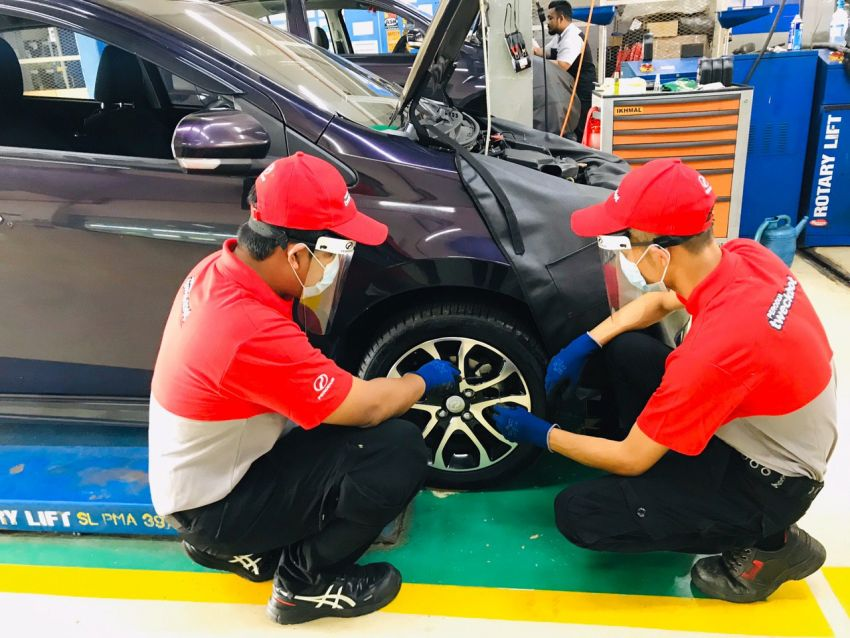 Perodua Tweckbot is back, now with new normal SOPs Image #1175096