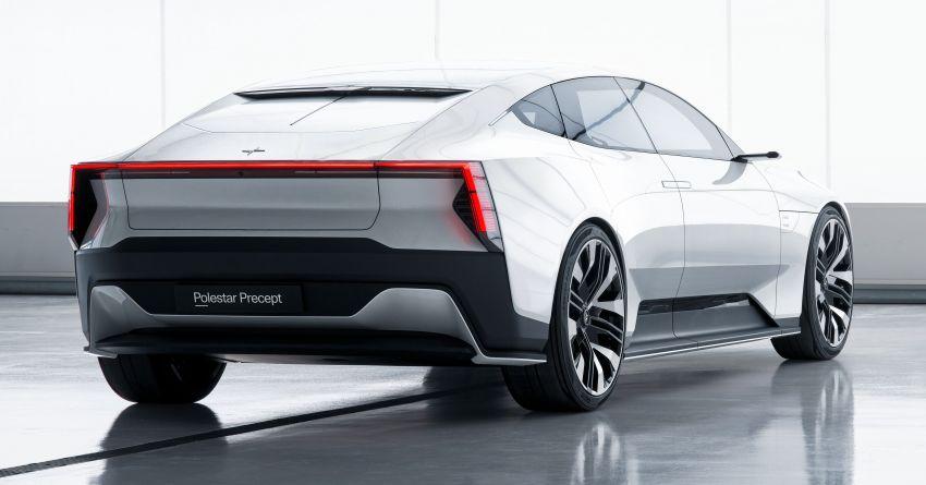 Polestar Precept – new EV confirmed for production Image #1184395