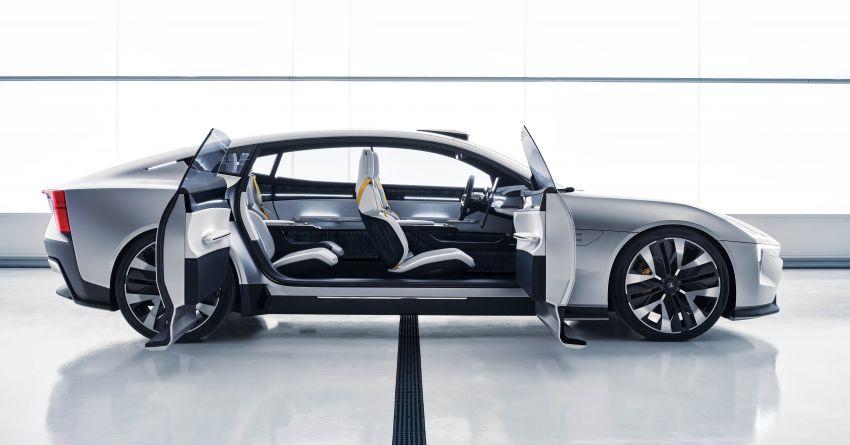 Polestar Precept – new EV confirmed for production Image #1184416
