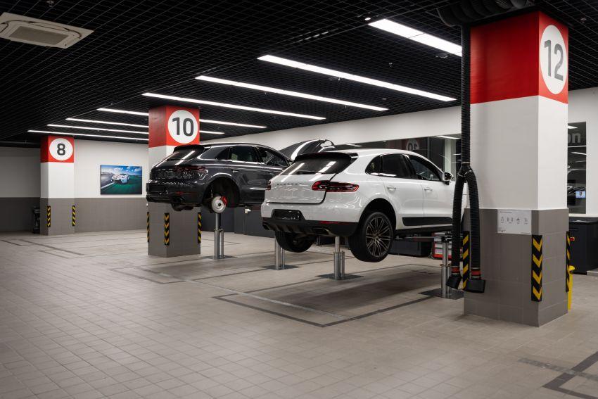 AD: Porsche Centre Ara Damansara – largest Porsche 3S centre in Asia Pacific officially opens its doors! Image #1178257