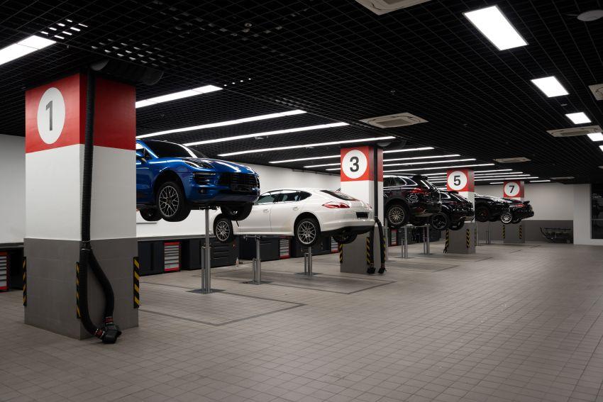 AD: Porsche Centre Ara Damansara – largest Porsche 3S centre in Asia Pacific officially opens its doors! Image #1178258
