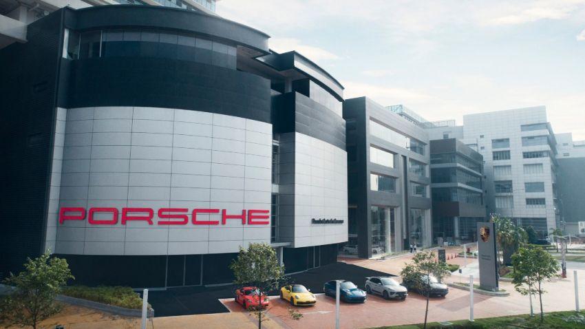 AD: Porsche Centre Ara Damansara – largest Porsche 3S centre in Asia Pacific officially opens its doors! Image #1178246