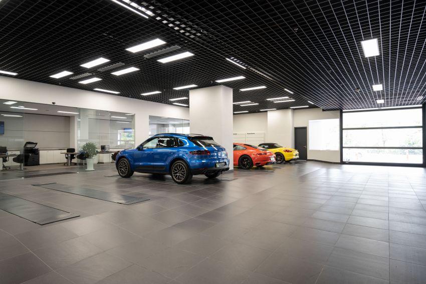 AD: Porsche Centre Ara Damansara – largest Porsche 3S centre in Asia Pacific officially opens its doors! Image #1178251
