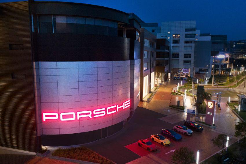 Porsche Centre Ara Damansara launched – RM15 mil investment; largest Porsche 3S centre in Asia Pacific Image #1179526