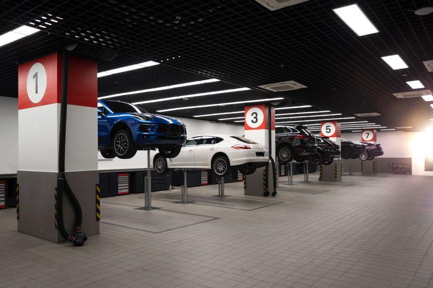 Porsche Centre Ara Damansara launched – RM15 mil investment; largest Porsche 3S centre in Asia Pacific Image #1179533