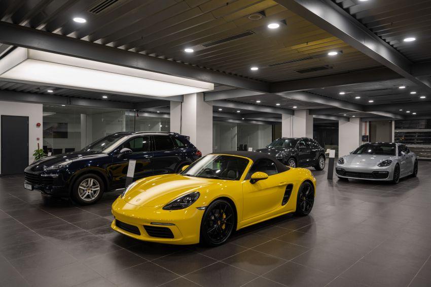 Porsche Centre Ara Damansara launched – RM15 mil investment; largest Porsche 3S centre in Asia Pacific Image #1179534