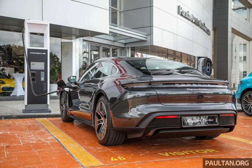 2020 Porsche Taycan launched in Malaysia – up to 761 PS and 1,050 Nm, 464 km EV range; from RM725k Image #1178662