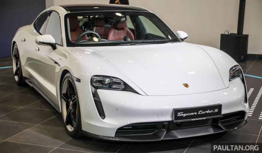 Porsche Taycan tiba di Malaysia – tiga varian, harga RM725k – RM1.2 juta, jarak gerak hingga 464 km Image #1178510