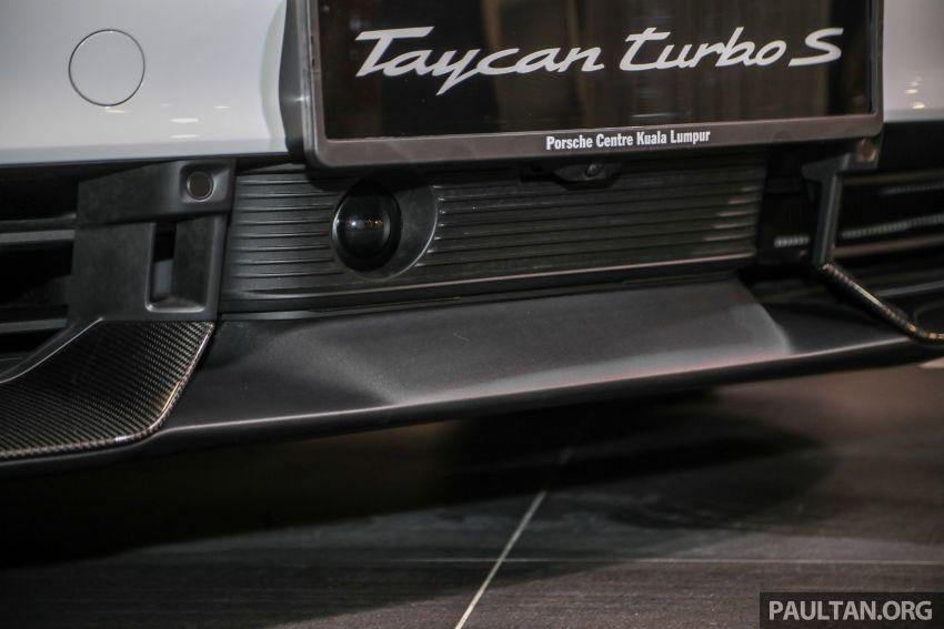 Porsche Taycan tiba di Malaysia – tiga varian, harga RM725k – RM1.2 juta, jarak gerak hingga 464 km Image #1178537
