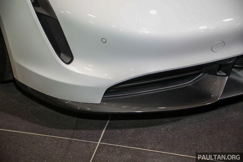 Porsche Taycan tiba di Malaysia – tiga varian, harga RM725k – RM1.2 juta, jarak gerak hingga 464 km Image #1178539