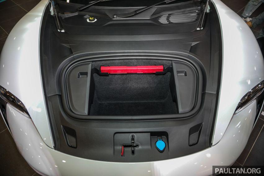 Porsche Taycan tiba di Malaysia – tiga varian, harga RM725k – RM1.2 juta, jarak gerak hingga 464 km Image #1178541