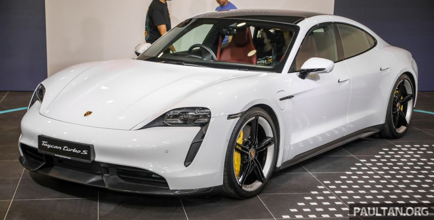 2020 Porsche Taycan launched in Malaysia – up to 761 PS and 1,050 Nm, 464 km EV range; from RM725k Image #1178462