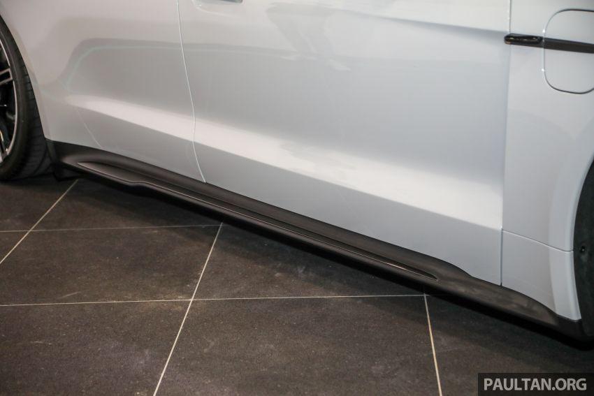 Porsche Taycan tiba di Malaysia – tiga varian, harga RM725k – RM1.2 juta, jarak gerak hingga 464 km Image #1178557