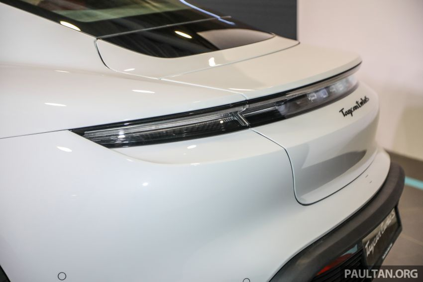 2020 Porsche Taycan launched in Malaysia – up to 761 PS and 1,050 Nm, 464 km EV range; from RM725k Image #1178509