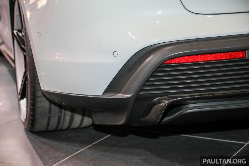 Porsche Taycan tiba di Malaysia – tiga varian, harga RM725k – RM1.2 juta, jarak gerak hingga 464 km Image #1178572