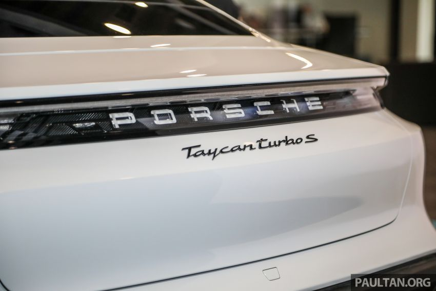 2020 Porsche Taycan launched in Malaysia – up to 761 PS and 1,050 Nm, 464 km EV range; from RM725k Image #1178515