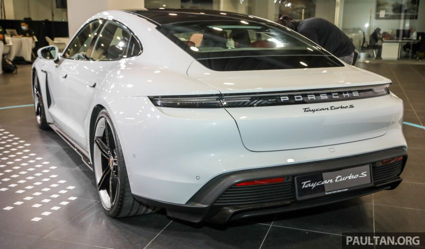2020 Porsche Taycan launched in Malaysia – up to 761 PS and 1,050 Nm, 464 km EV range; from RM725k Image #1178465