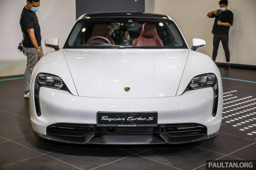 2020 Porsche Taycan launched in Malaysia – up to 761 PS and 1,050 Nm, 464 km EV range; from RM725k Image #1178467