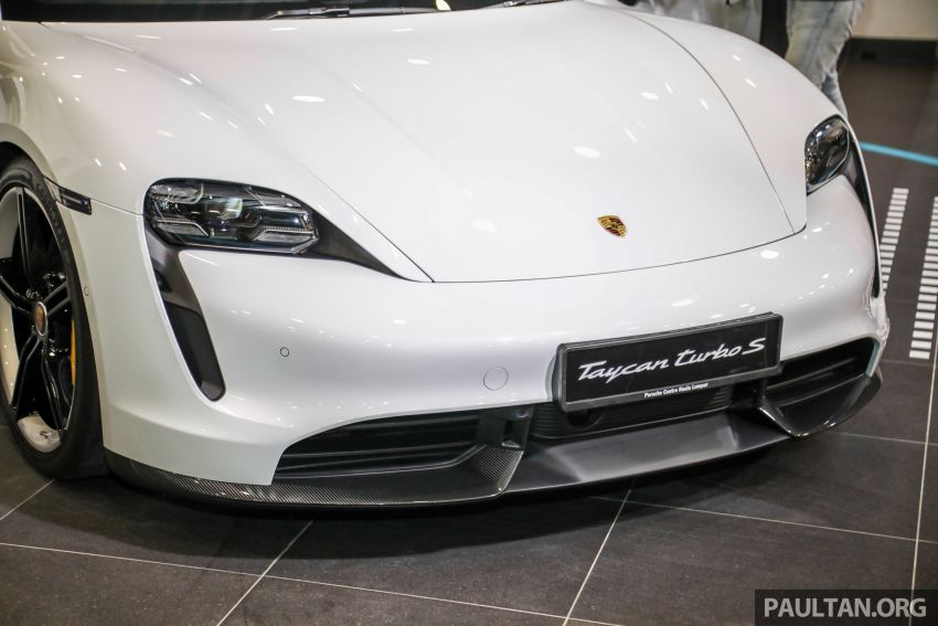 2020 Porsche Taycan launched in Malaysia – up to 761 PS and 1,050 Nm, 464 km EV range; from RM725k Image #1178471