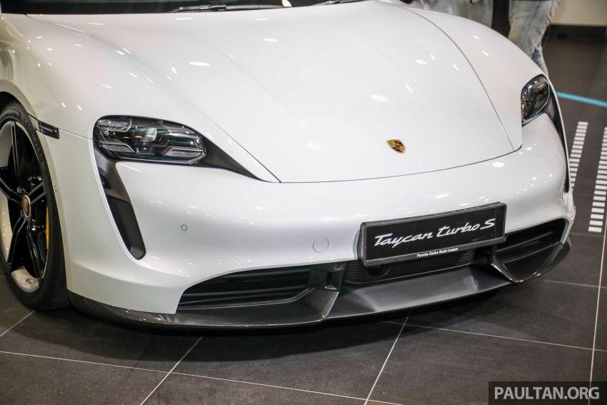 Porsche Taycan tiba di Malaysia – tiga varian, harga RM725k – RM1.2 juta, jarak gerak hingga 464 km Image #1178522