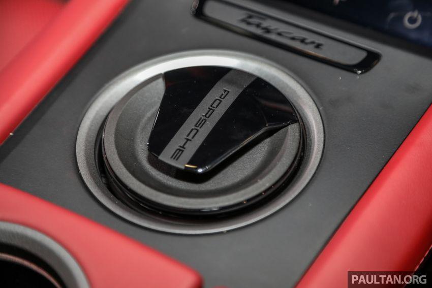 Porsche Taycan tiba di Malaysia – tiga varian, harga RM725k – RM1.2 juta, jarak gerak hingga 464 km Image #1178606