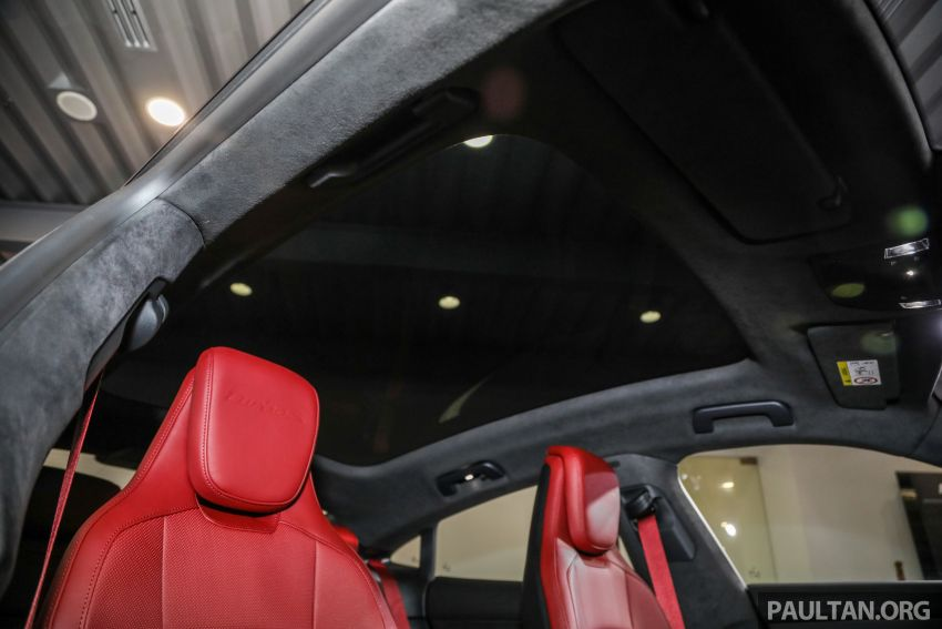 2020 Porsche Taycan launched in Malaysia – up to 761 PS and 1,050 Nm, 464 km EV range; from RM725k Image #1178558